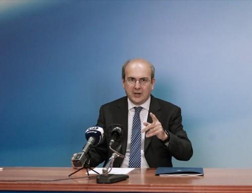Κ. Χατζηδάκης: Με το βλέμμα στους νέους το ν/σχ μεταρρύθμισης του συστήματος επικουρικών συντάξεων